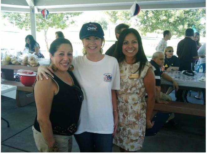 Judy, Paulina & Christina
